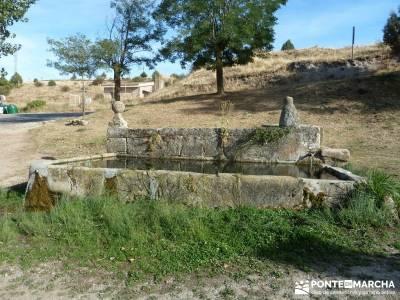 Cañones del Río Cega y  Santa Águeda  – Pedraza;empresas de senderismo luna llena madrid